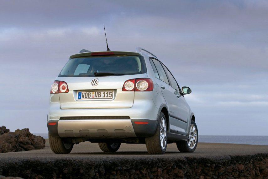 Volkswagen Cross Golf 2007 3