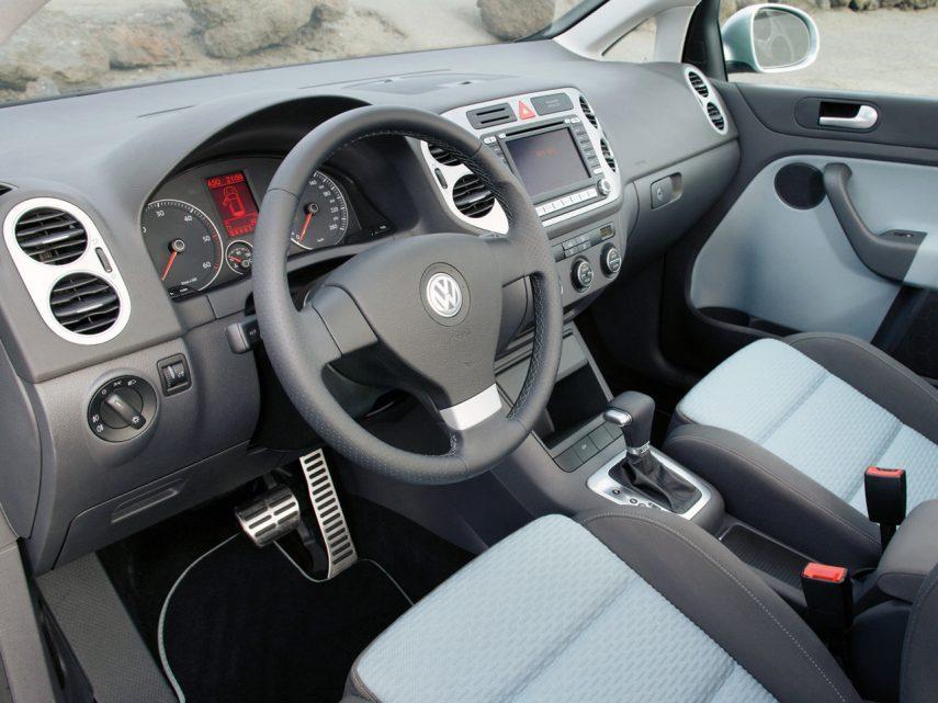 Volkswagen Cross Golf 2007 4