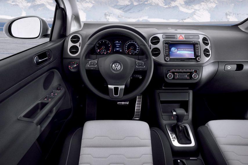 Volkswagen Cross Golf 2010 3