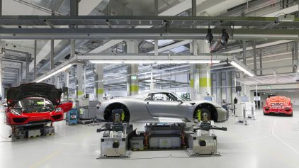 11 Porsche 918
