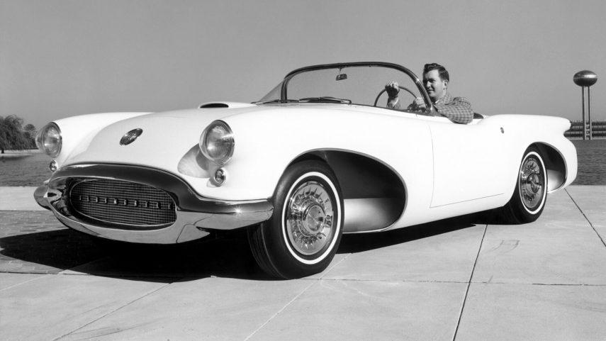 Coche del día: 1954 Oldsmobile F-88