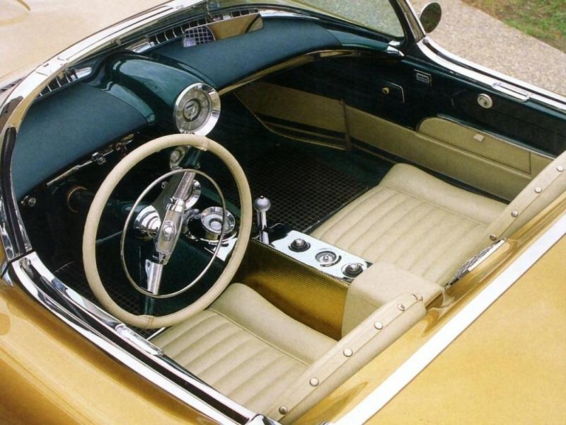 1954 Oldsmobile F 88 4