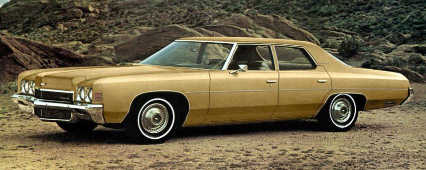 1972 Chevrolet Impala Sedan