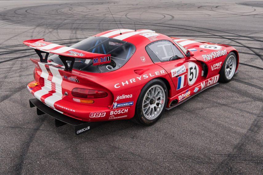 2000 Chrysler ORECA Viper GTS R C31 2