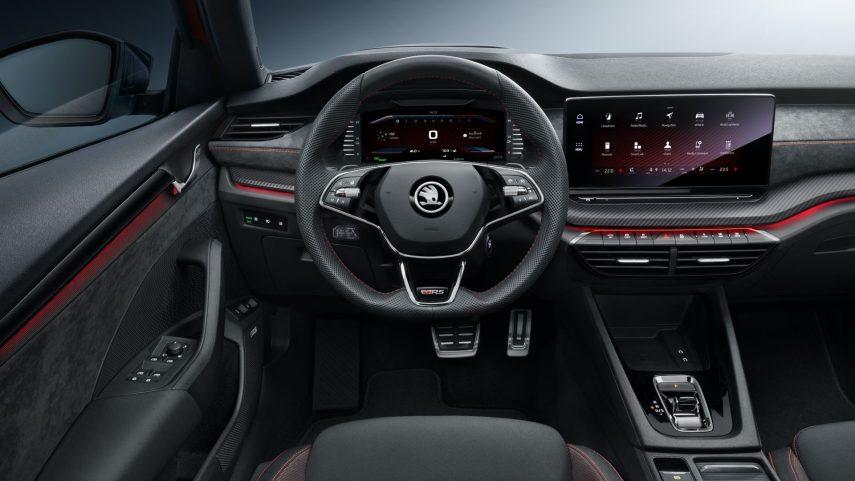 2020 Skoda Octavia RS (10)