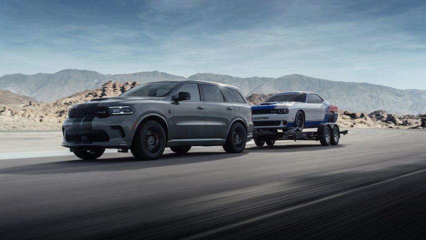 Dodge producirá más Durango SRT Hellcat por petición popular