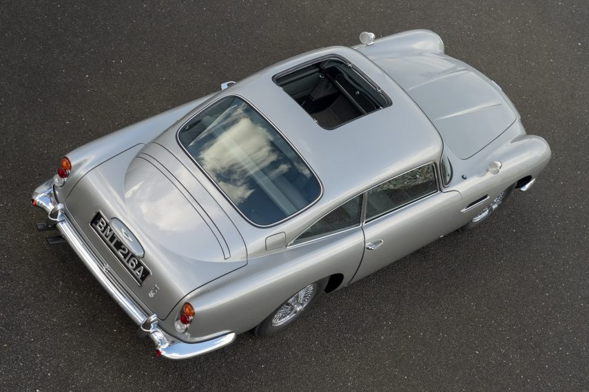 Aston Martin DB5 Goldfinger Continuation 2020 (30)