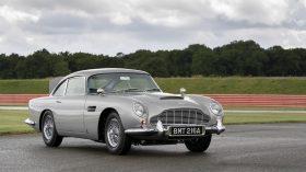 Aston Martin DB5 Goldfinger Continuation 2020 (7)