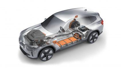 BMW iX3 2021 24