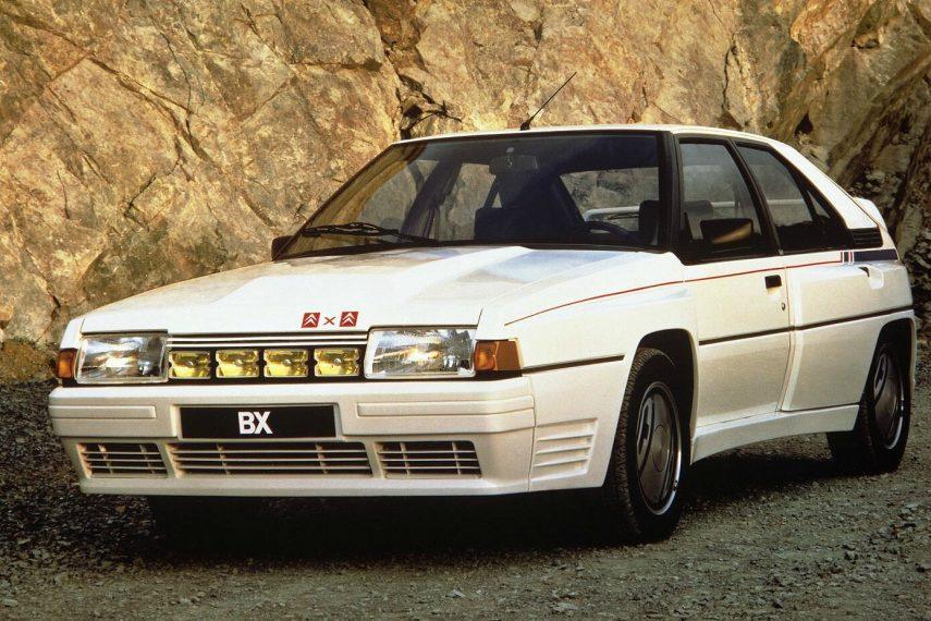 Coche del dia: Citroën BX 4TC