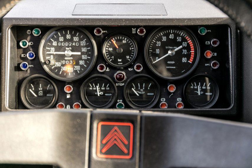 Citroen BX 4TC 4
