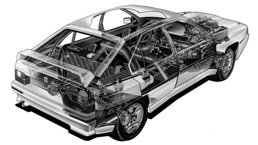 Citroen BX 4TC 5