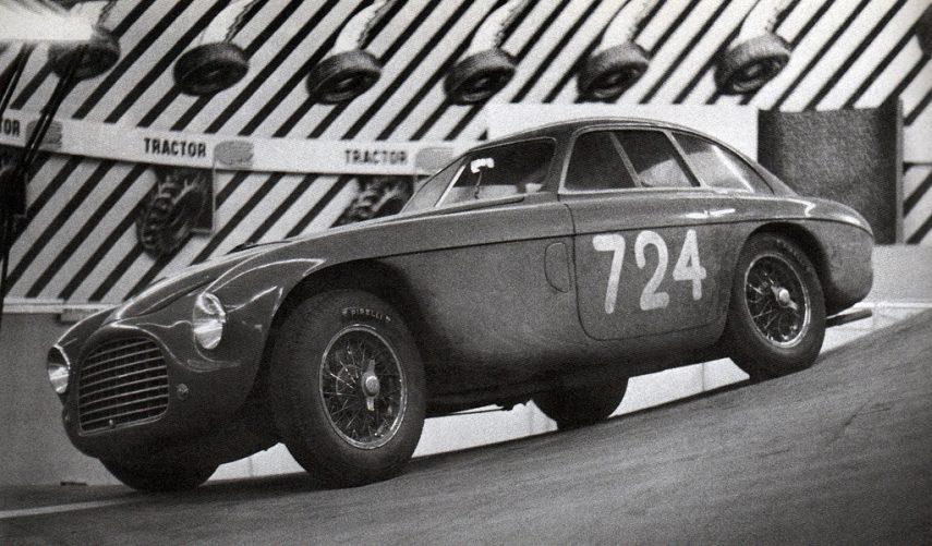 Ferrari 166 MM 195 S
