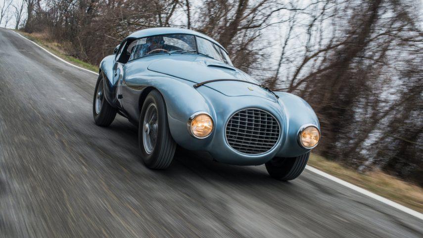 "Coche del día: Ferrari 166 MM/212 Export ""Uovo"""