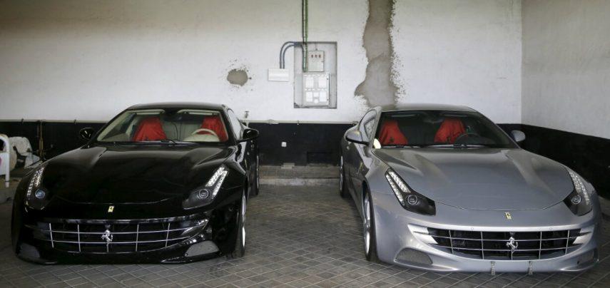 Ferraris FF Casa Real