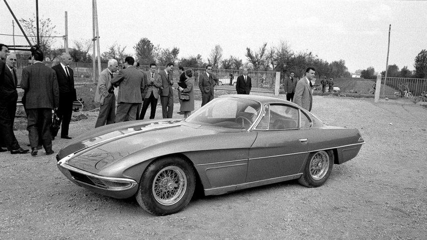 Lamborghini 350 GTV 4