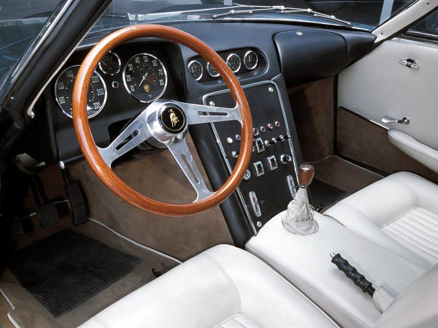 Lamborghini 350 GTV 7