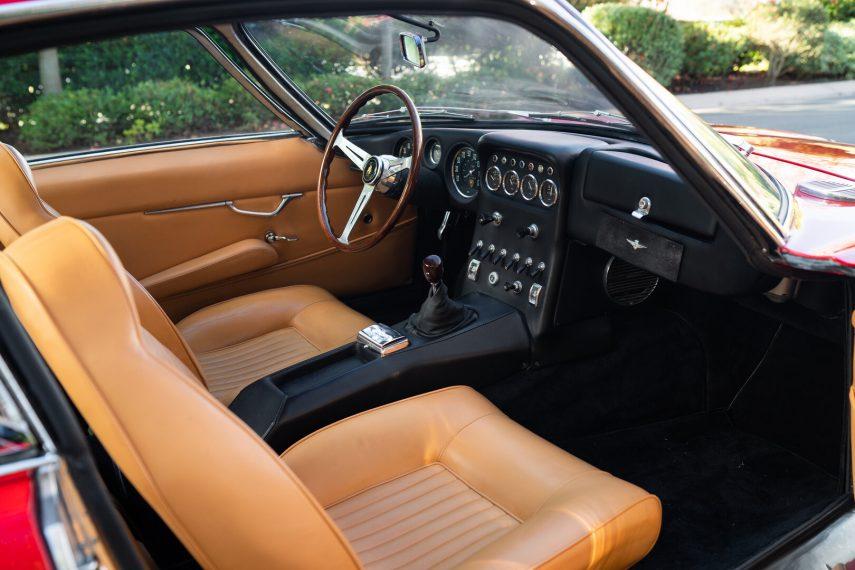 Lamborghini 400 GT Interim 6
