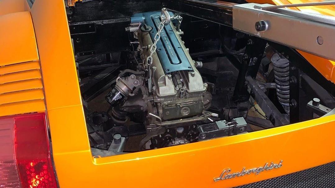 Esto es lo más loco que verás hoy: un Lamborghini Gallardo con un motor 2JZ