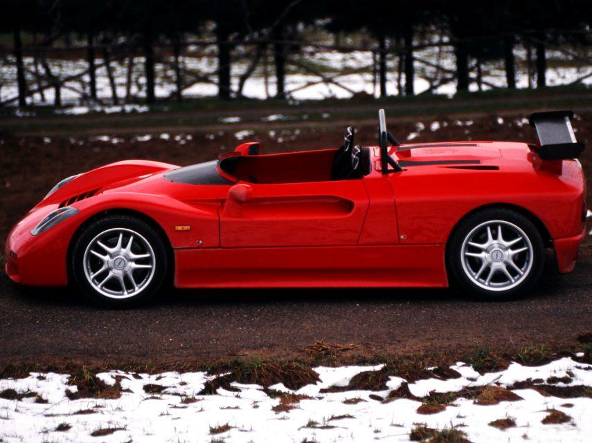Coche del dia: Maserati Barchetta