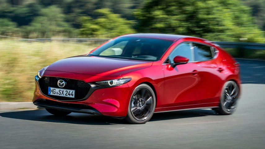 Mazda3 2.5 Skyactiv-G Turbo, desvelados en México algunos detalles