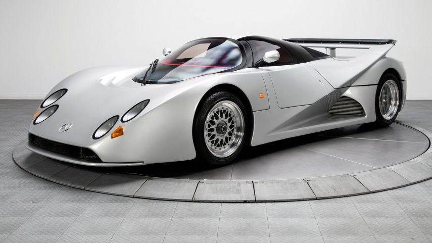 Coche del día: Mercedes-Benz Lotec C1000