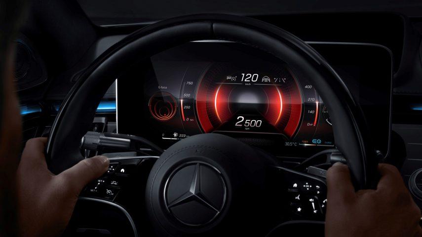 """Conozcamos al sistema MBUX """"2.0"""", el nuevo cerebro del Mercedes-Benz Clase S"""