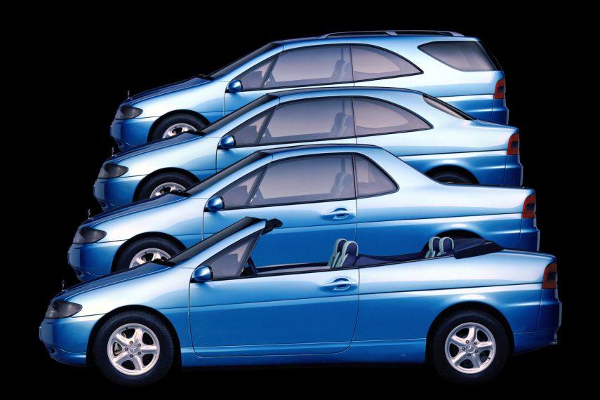 Coche del día: Mercedes-Benz VRC Concept