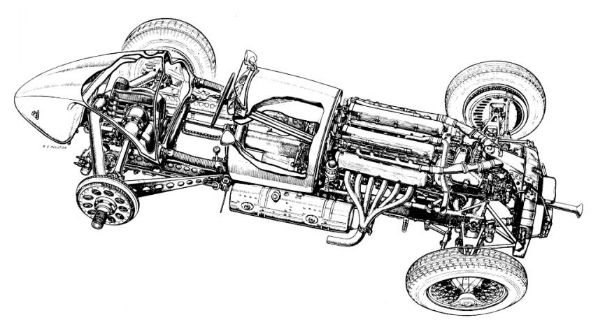 Mercedes Benz W154 1938 4