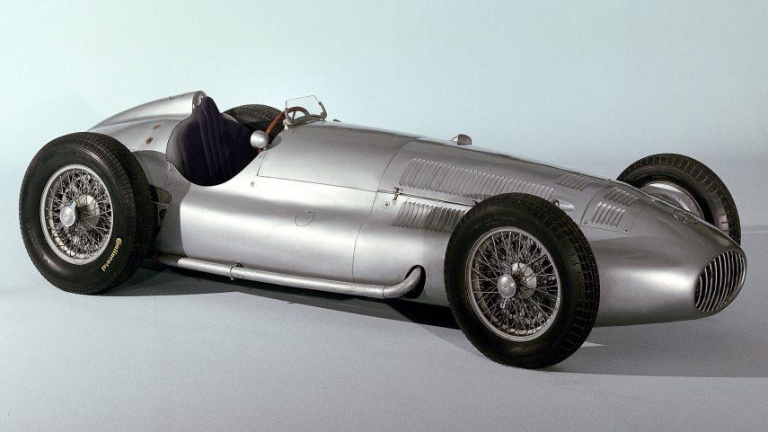 Coche del día: Mercedes-Benz Formula Racing (W154)
