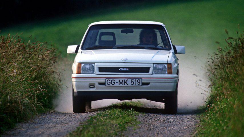 Coche del día: Opel Corsa GSi (A)