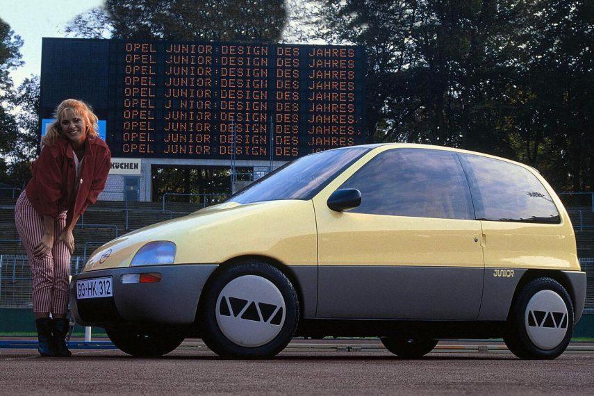 Opel Junior Concept 1