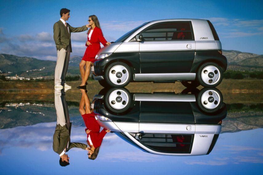 Opel Junior, Maxx y Trixx Concept: el genoma del Adam