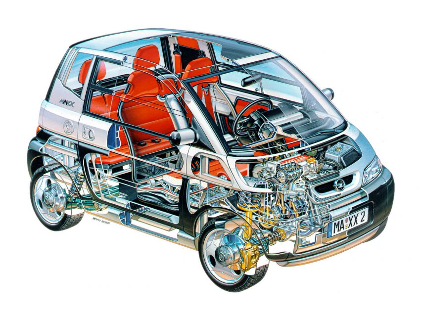 Opel Maxx Concept 19