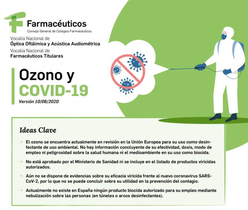 Ozono Farmaceuticos
