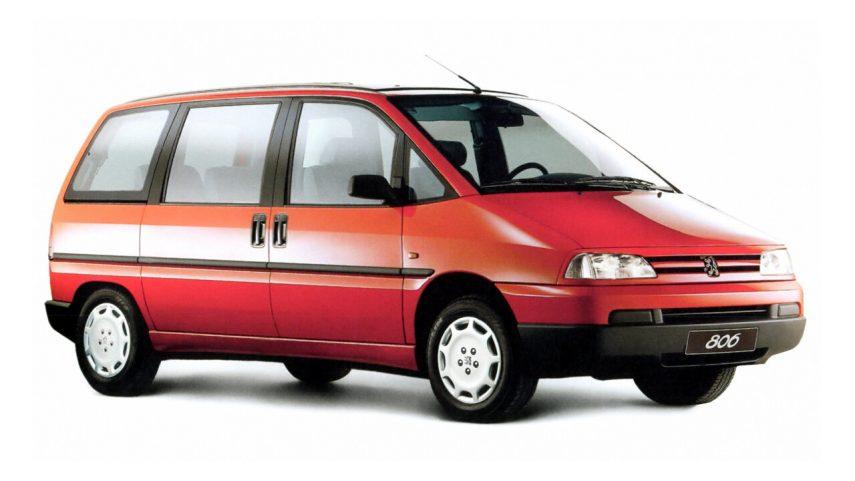Peugeot 806 estandar
