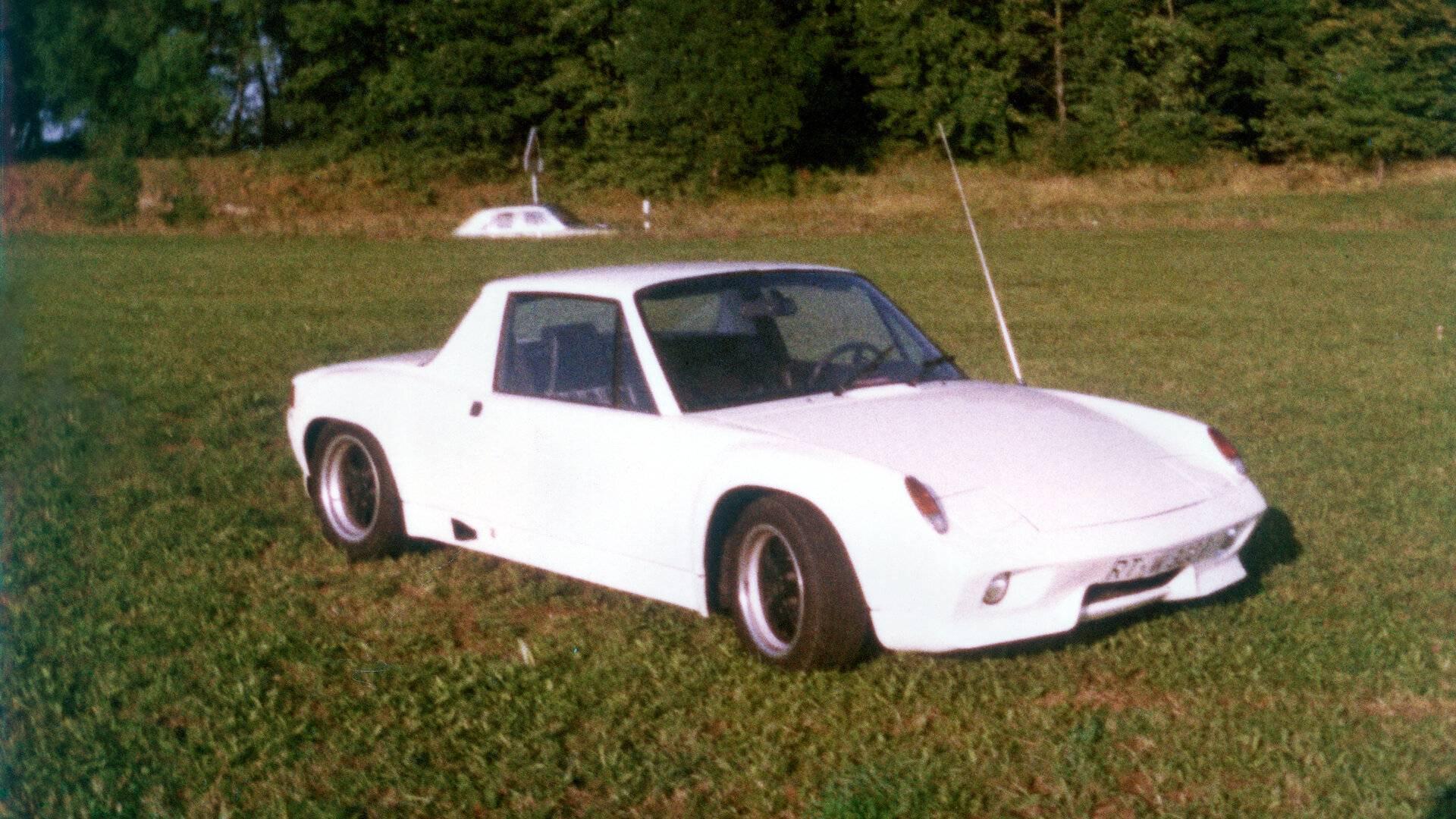 Coche del día: Porsche 916
