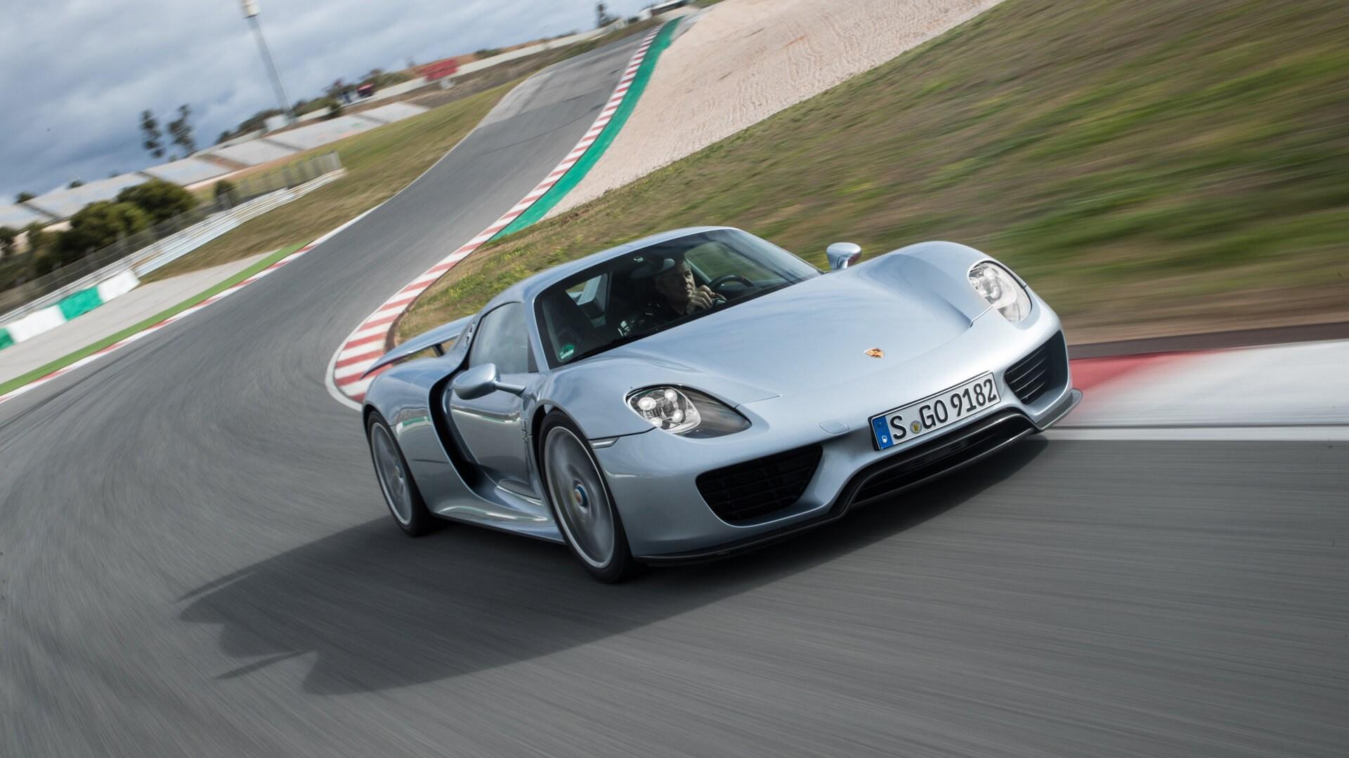 Coche del día: Porsche 918 Spyder
