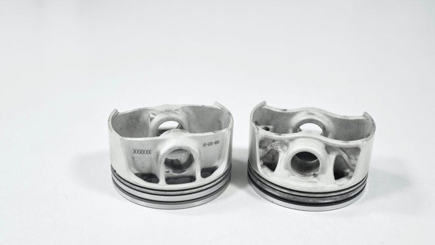 Los primeros pistones construidos mediante impresión 3D ya son una realidad