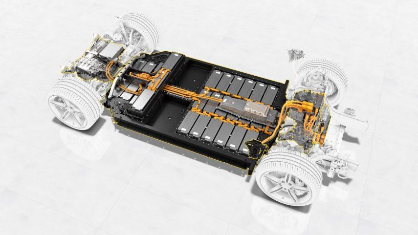 Según Porsche, la celda de la batería es la cámara de combustión del mañana