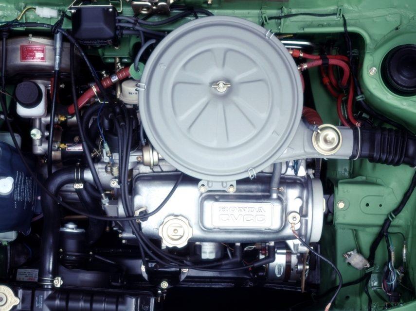 Historia y técnica del CVCC de Honda