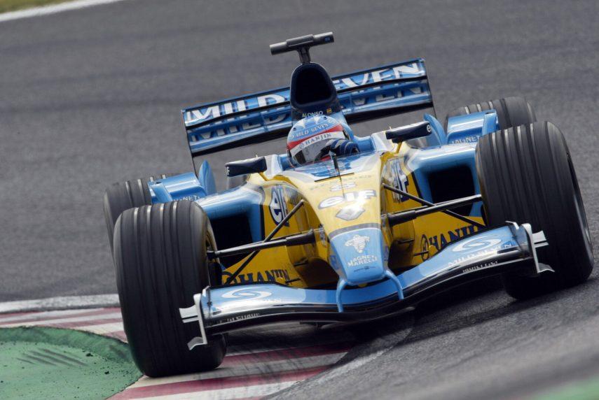 Según la prensa deportiva, Fernando Alonso ya habría firmado con Renault F1