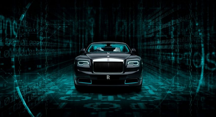 Rolls Royce Wraith Kryptos Collection (4)
