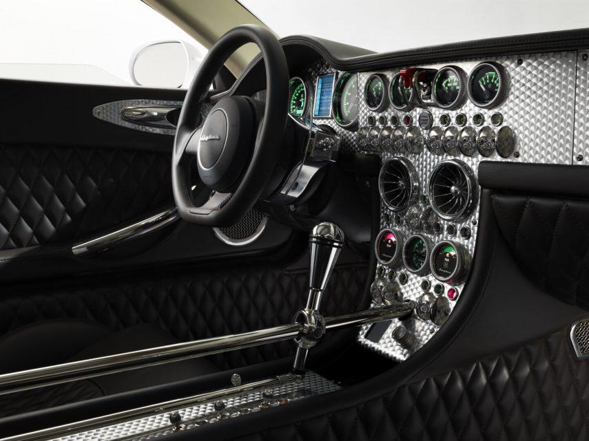 Spyker C8 Aileron 5