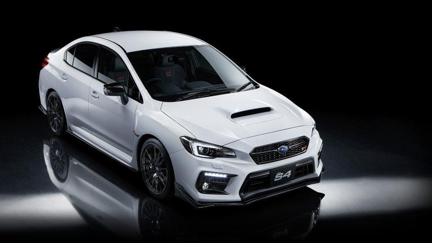 Subaru WRX S4 STI Sport #, dando los últimos retoques
