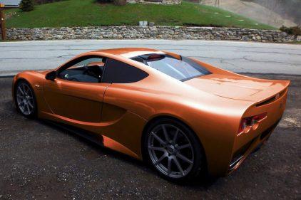 Vencer Sarthe prototipo