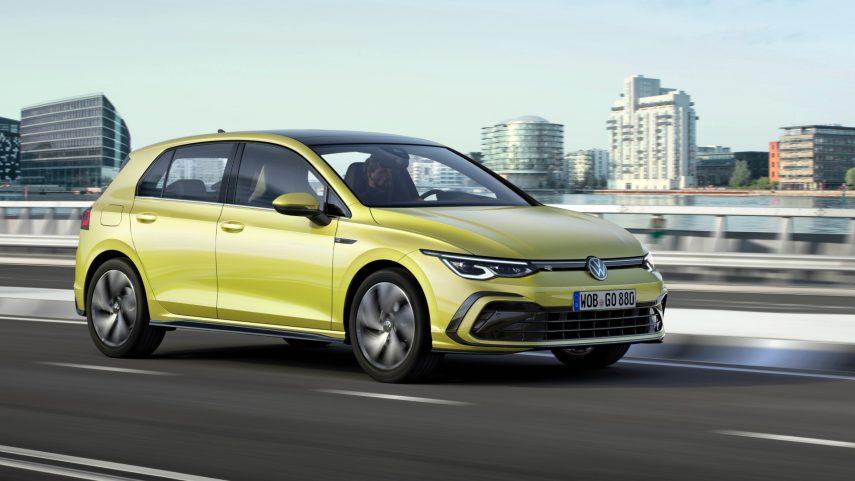 Nuevo Volkswagen Golf R-Line, más equipamiento y nuevo tren de rodaje