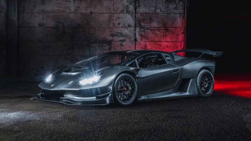 Zyrus LP1200, un Lamborghini Huracán que da mucho miedo