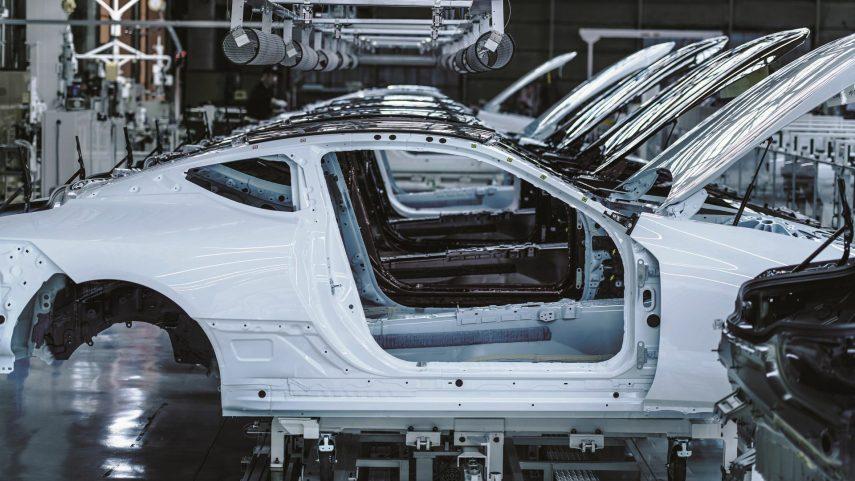 10 Lexus carrocerias acabadas