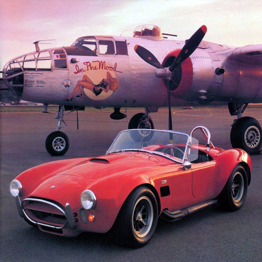 1965 Shelby Cobra 427 CSX 3183